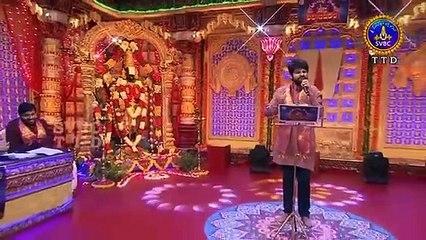 App Special Song-Melu Melu Vibhuda , Krishna Tejaswani _ EP 139 _ 25-05-19 _ SVBC TTD