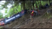 Stage 4 of UCI Mountain Bike World Cup higlights