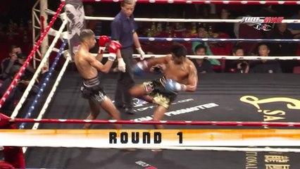 MMC 61kg International Title Muay Thai Super 4【MMC 2013 61公斤级泰拳国际4强冠军赛 】