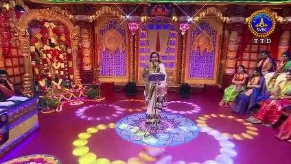 App Special Song-Vacchi Vacchi Ramanudu,Gayatri Narayan _ EP 140 _ 26-05-19 _ SVBC TTD