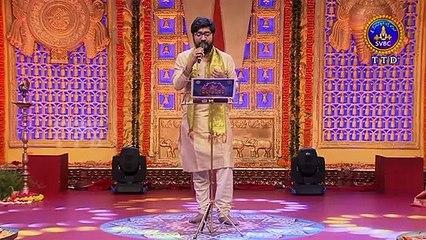 App Special Song-Vidhinishedhamulaku , Sai Charan _ EP 139 _ 25-05-19 _ SVBC TTD