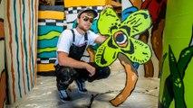 2019 Dew Tour Summer Partnered Artist Cooper