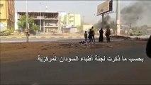 خمسة قتلى خلال محاولة القوات السودانية فض الاعتصام في الخرطوم