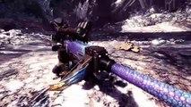 Monster Hunter World Iceborne - Tráiler Heavy Bowgun