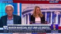 Marion Maréchal veut unir les droites (2/2)