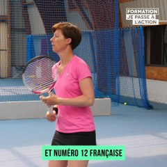 Mon histoire de formation | Capucine, du tennis professionnel au conseil en gestion de patrimoine