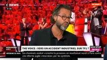 """EXCLU - Pour Nicolas Pernikoff, ancien directeur à France Télé: """"The Voice est un accident industriel cette année pour TF1"""" - VIDEO"""