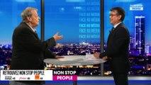 Guy Carlier : Isabelle Huppert avait peur de lui (Exclu Vidéo)