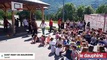 SAINT-REMY-DE-MAURIENNE Les parents bloquent l'école pour s'opposer à une fermeture de classe