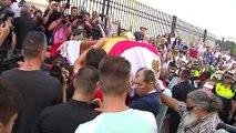 Utrera (Sevilla) despide a José Antonio Reyes