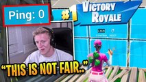 what 0 ping feels like | Fortnite Battle Royale - video