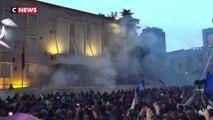 Manifestations violentes en Albanie contre le gouvernement