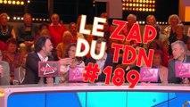 Gros clash entre Gilles Verdez et Christophe Carrière dans TPMP ! - Le Zap TV du TDN #41