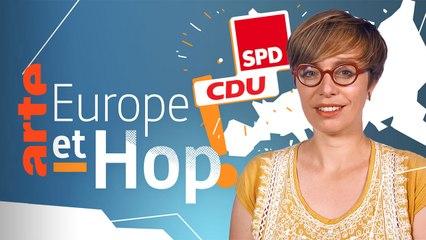 Démissions en chaîne après les élections européennes - Europe et hop | ARTE