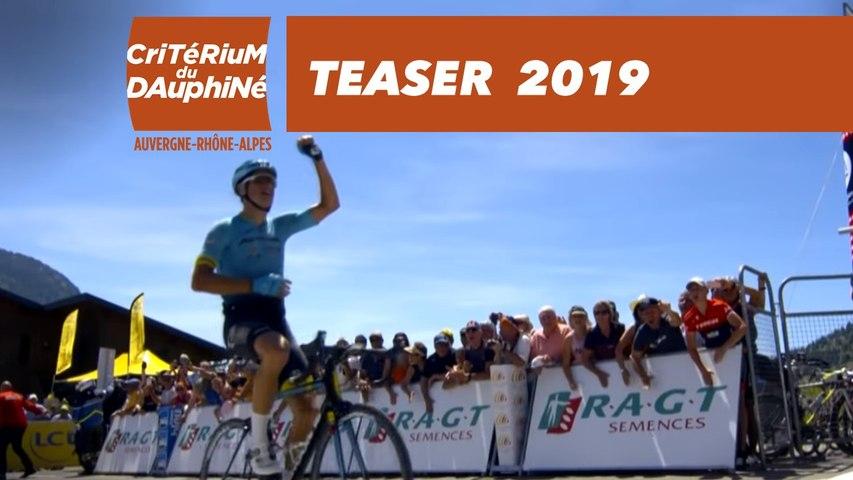 Teaser - Criterium du Dauphiné 2019