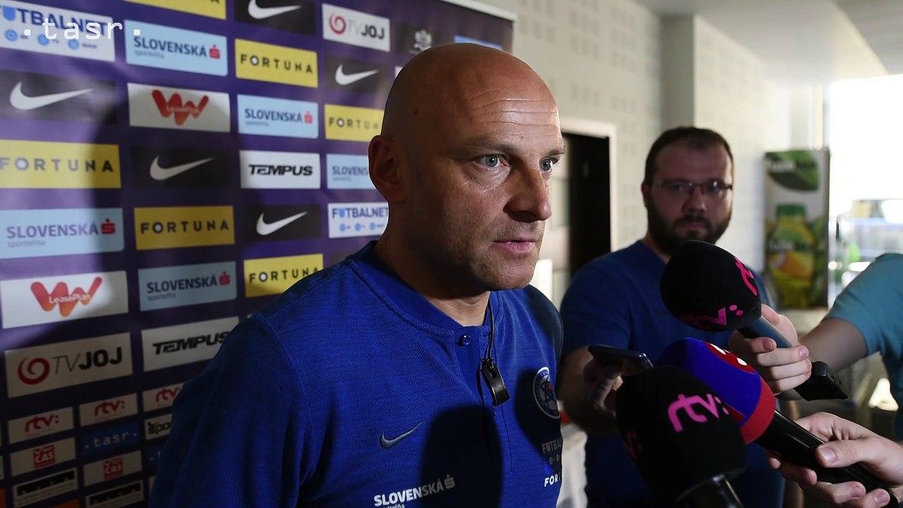 FUTBAL: Tréner U21 A. Guľa: Kostra tímu do kvalifikácie je už istá