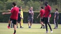 La Selección Azteca ya entrena en Atlanta para la Copa Oro. | Azteca Deportes