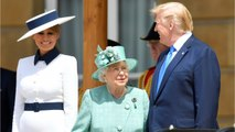 Toasting Trump, Queen Elizabeth Lays Out State Banquet Welcome