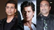 Shah Rukh Khan's Emotional Instagram Post For Karan Johar & Aditya Chopra