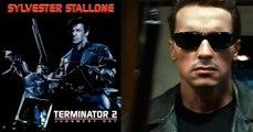 Terminator 2 starring Sylvester Stallone [DeepFake]