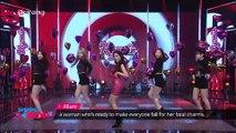 [Simply K-Pop] HYOMIN(효민) - Allure(입꼬리)