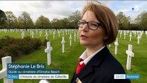 Débarquement : l'histoire du cimetière de Colleville-sur-Mer