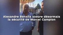 Alexandre Benalla assure désormais la sécurité de Marcel Campion !