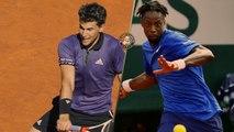 Roland-Garros 2019 : Le résumé de Dominic Thiem – Gaël Monfils