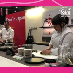 Foire Internationale de Bordeaux 2019 - Cook'In Japan
