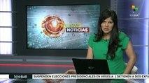 teleSUR Noticias: China rechaza declaraciones sobre región de Taiwán