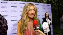 Rebecca Gayheart Interview 18th Annual Chrysalis Butterfly Ball Red Carpet