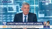 """Henri Guaino: """"C'est de la petite politique les alliances, ça ne fait pas des additions, ça fait des soustractions"""""""