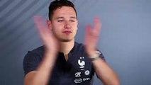 """""""Je suis très heureux à Marseille"""", assure Florian Thauvin"""