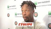 Monfils «Thiem était plus fort que moi» - Tennis - Roland-Garros