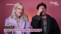 YouTubers Jeffree Star and Shane Dawson Call Out Kylie Jenner's Skincare Line for Being 'Basic'