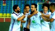 اهداف نادي الزوراء في مرمى الطلبه في الدوري العراقي 2_6_2019