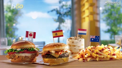 Got Loose Change from Your Travels? Trade McDonald's Any Foreign Currency for New International Items