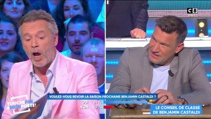 Jean-Michel Maire et Jimmy Mohamed flinguent Benjamin Castaldi