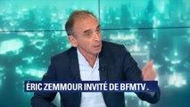 """Eric Zemmour: """"Les Républicains vont disparaître, comme le PS va disparaître"""""""