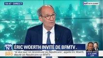 """Éric Woerth sur Les Républicains: """"Le goût du collectif a été perdu par trop d'individualisme"""""""