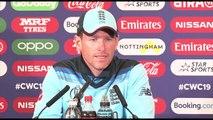 England's Eoin Morgan post defeat to Pakistan