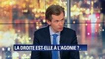 """Guillaume Larrivé (LR): """"Notre responsabilité, c'est de ne pas laisser les Français prisonniers d'un duel"""" entre LaREM et le RN"""