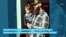 Jenelle Evans Shares Throwback Pic of David Eason Kissing Ensley After Custody Loss