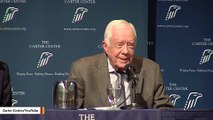 Jimmy Carter, 94, Gets Tenure At Emory University