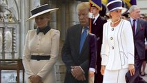 Does Melania Trump's Hat Pay Tribute to Princess Diana?