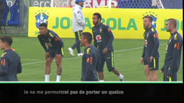Brésil - Tite fait le point sur sa discussion avec Neymar
