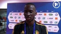 "Dodi Lukebakio : ""la Ligue 1, c'est un championnat qui attire"""