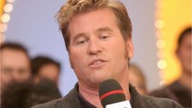 'Top Gun' Star Val Kilmer Gives Rare Interview