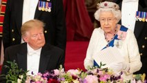 The Queen Digs At Trump's Attacks Right In His Face