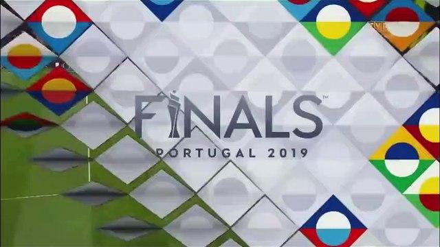 Portugal [2]-1 Switzerland - Cristiano Ronaldo second goal